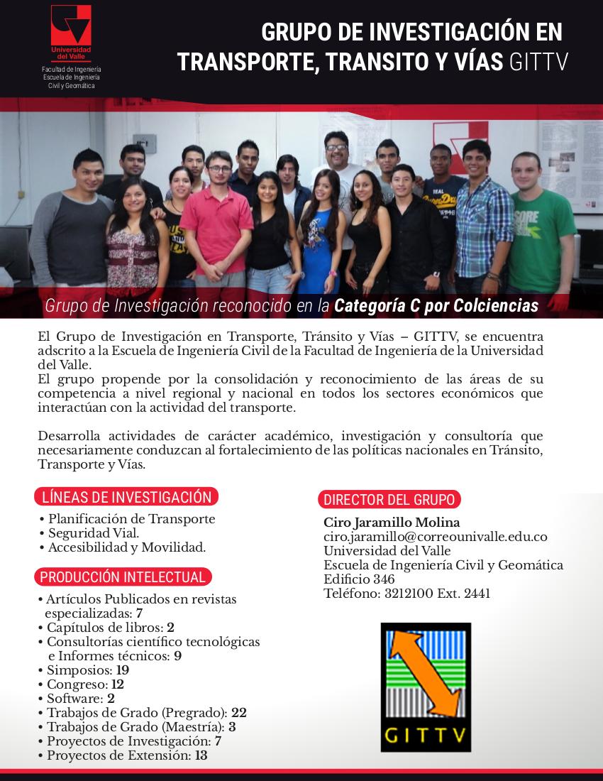 Gittv Escuela De Ingeniería Civil Y Geomática